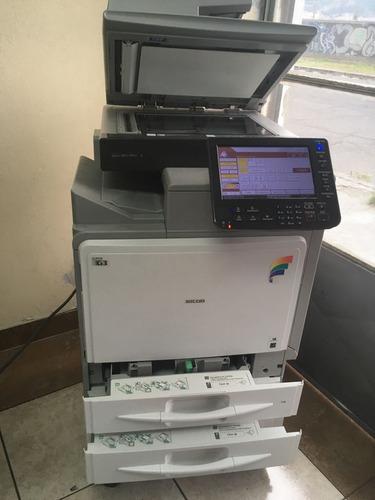 copiadora impresora ricoh mpc 400 garantia dos años