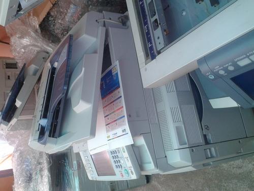 copiadora impresora ricoh mpc 4000 oferta