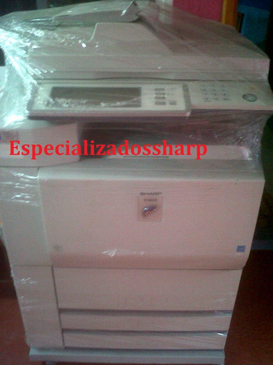Copiadora Impresora Sharp Mxm550n 12 000 00 En Mercado