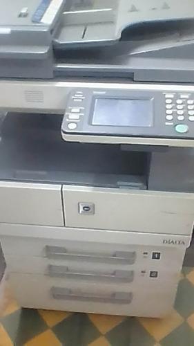 copiadora konica minolta