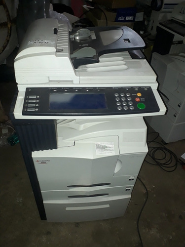 copiadora kyocera km 4035 no estado ou retirada de peças!!!