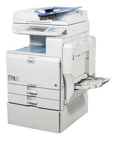 copiadora multifuncional lanier ld140sp ricoh mp4001sp