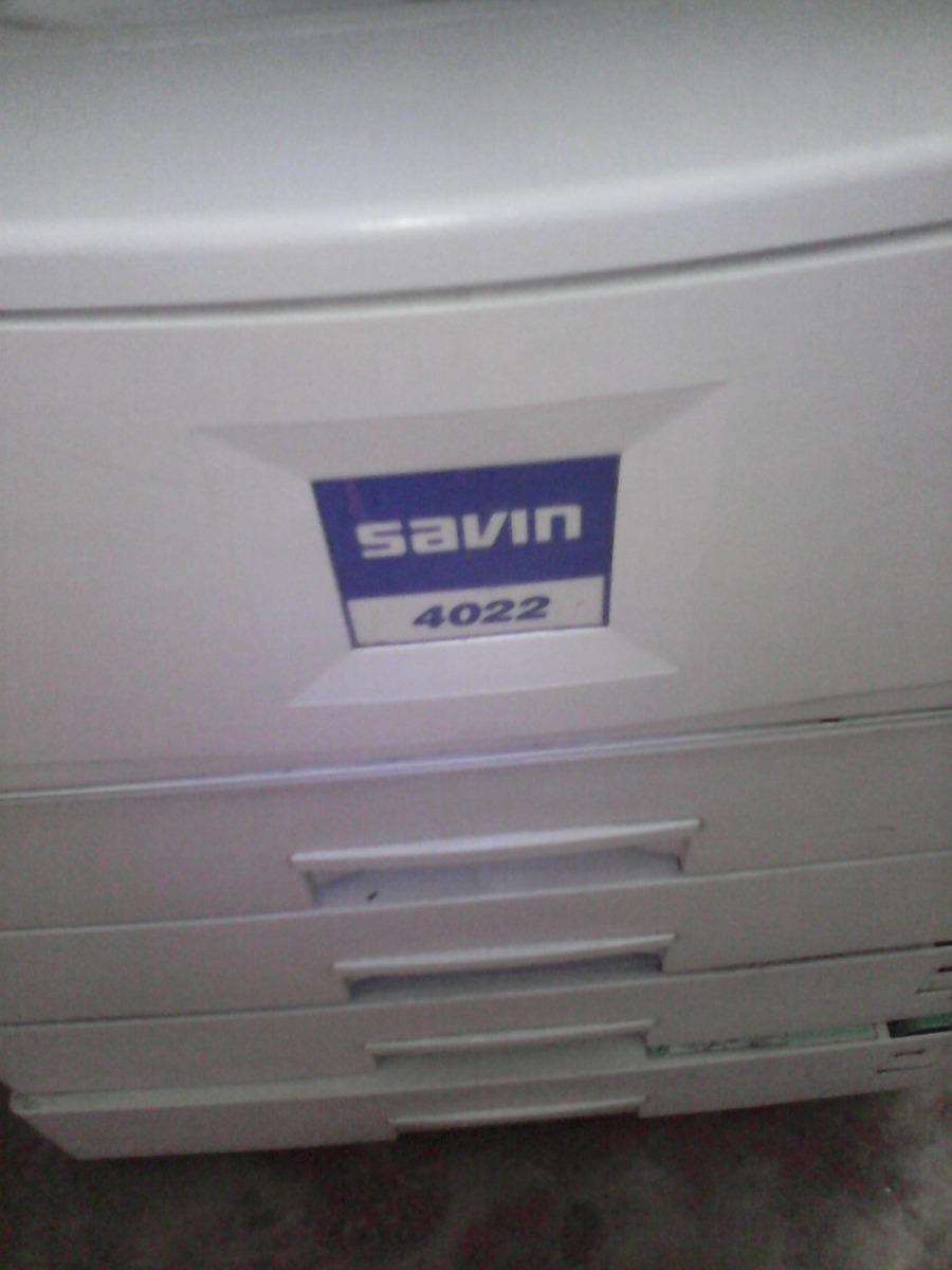 SAVIN 4022 DRIVERS FOR WINDOWS