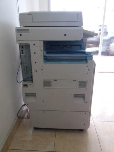 copiadora ricoh aficio mpc4500 b/n y color