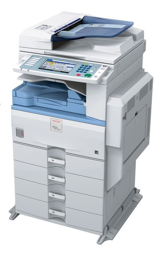 copiadora ricoh mpc 2551 full color impresora scaner toner