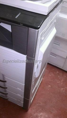 copiadora sharp color mx5110n  impresora escaner
