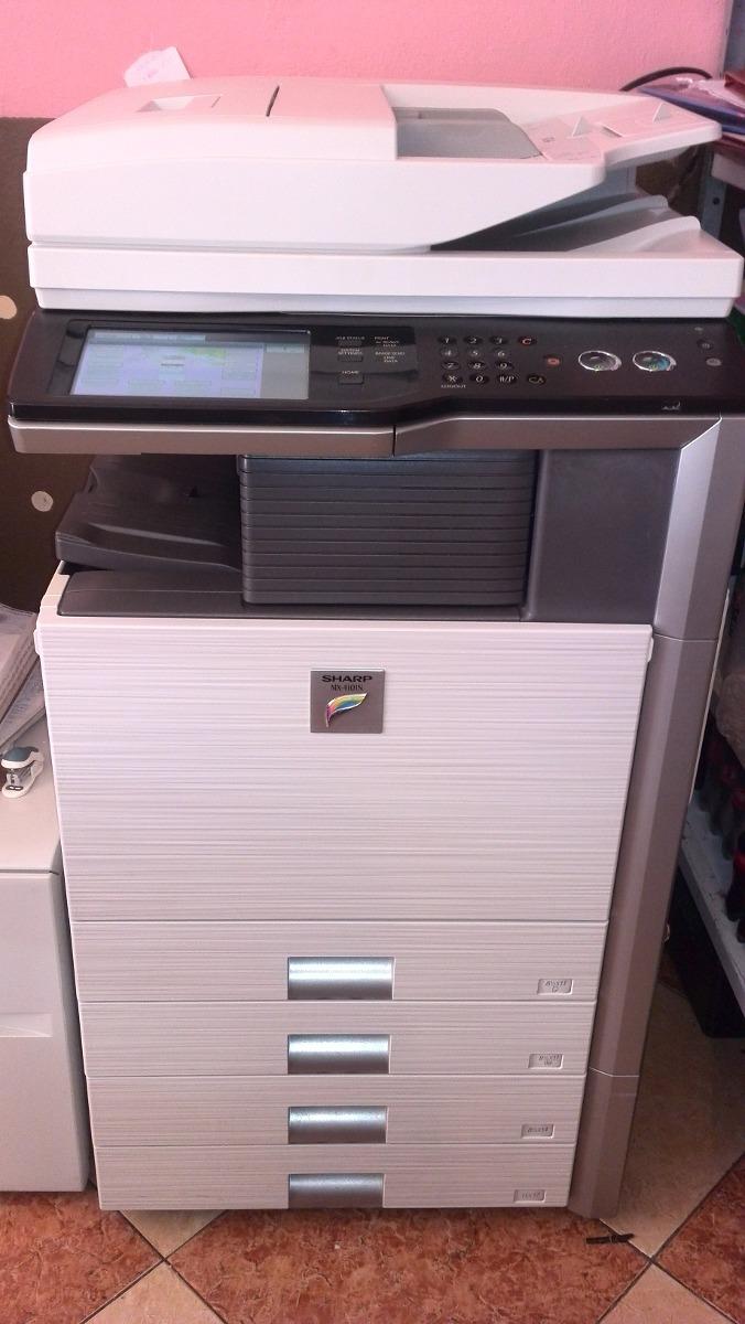 Copiadora Sharp Mx 4101 Cartucho Impresora Escaner Usb