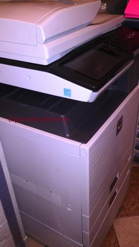 copiadora sharp mx2600 color escaner impresora usb copias