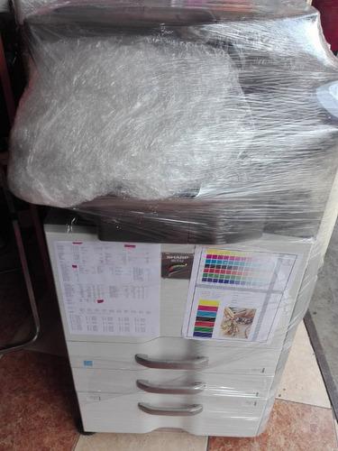 copiadora sharp mx3640 impresora escaner usb copiadora