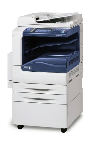Copiadora Xerox Wc 5335 Sd B Amp N Doble Carta Tabloid