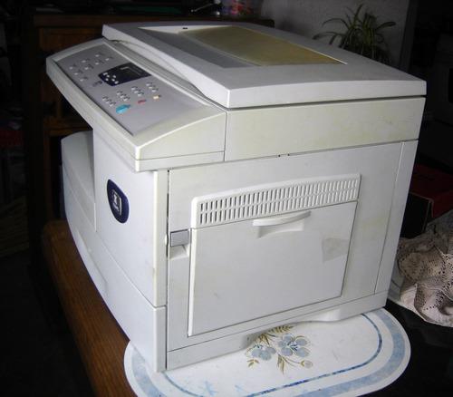copiadora xerox workcentre m15