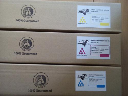 copiadora  y toner ricoh color mpc 3500 mpc 4500 oferta