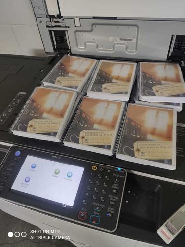cópias - impressão - xerox - apostilas r$ 0,08