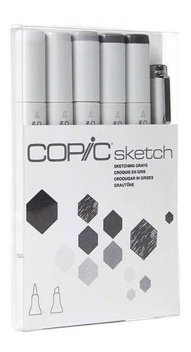 copic sketch set 6 sketching grays - cromarti