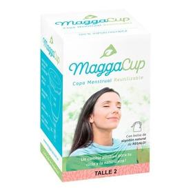 Copita Menstrual Reutilizable Maggacup Con Bolsa De Regalo