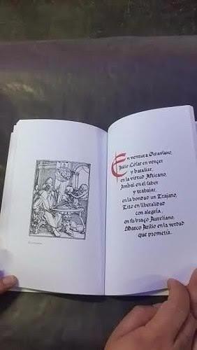 coplas (jorge manrique) edición de lujo mauricio amster