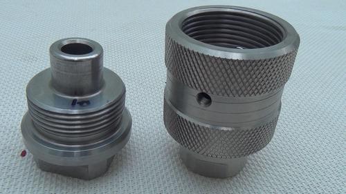 coples de conexión rápida para alta presión de 15,000 psi.,