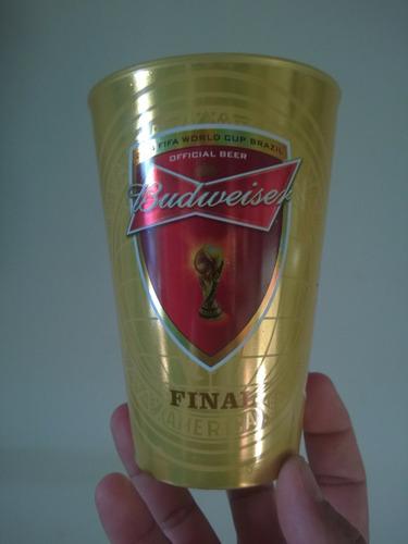 copo da final da copa do mundo budweiser