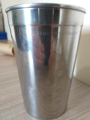 copo de aço  do mixer hamilton beach