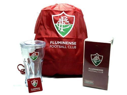 Copo De Acrilico Fluminense Aniversario Presente Com Mochila - R  32 ... 6973e5062cd1d
