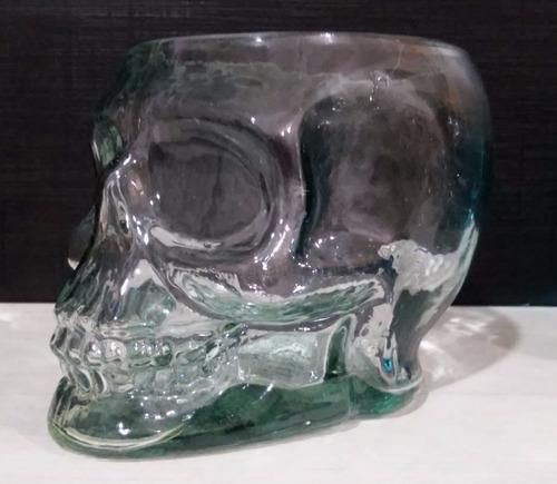 copo de vidro caveira caipirão grande 600 ml