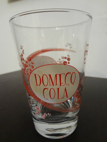 copo  do domecq com logotipo
