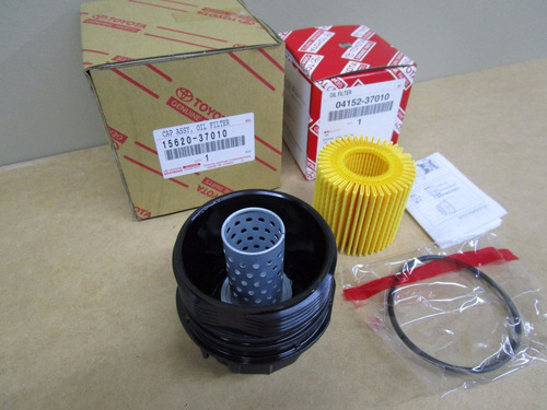 copo e filtro de óleo original toyota corolla 2.0 2011/2013