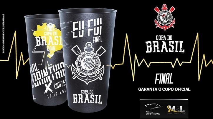 Copo Final Da Copa Do Brasil 2018 Corinthians X Cruzeiro