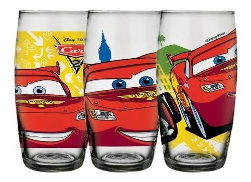copo infantil do filme carros da disney presente criança