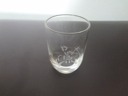 copo mini de aperitivo dubar