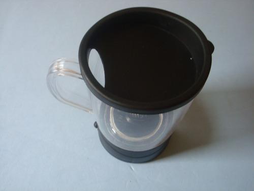 copo misturador interno - diferente - duas pilha  aa