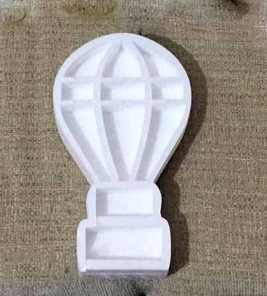 copo nieve frozen 20 cm figuras huecas polyfan letras