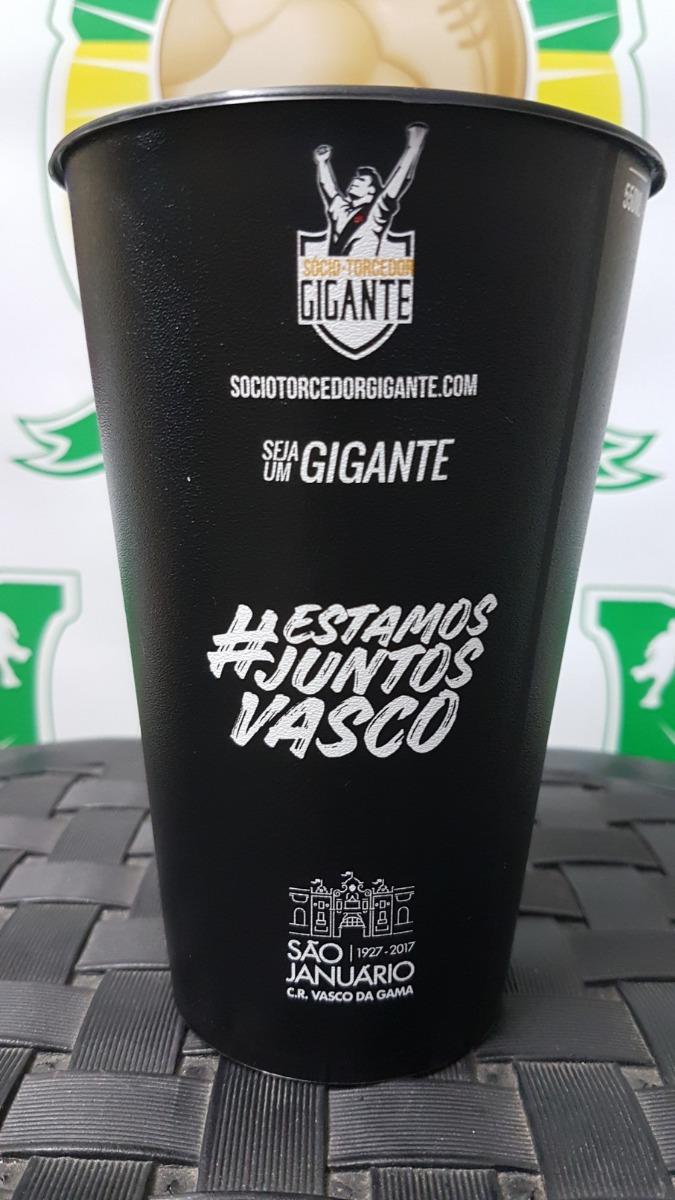 Copo Oficial Futebol Vasco 90 Anos São Januario Aqui Ergui.. - R  24 ... 47002914ced65