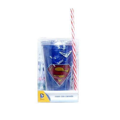 copo plastico super homem 450 ml