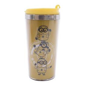 Copo Térmico Amarelo 450ml - Minions   Meu Malvado Favorito