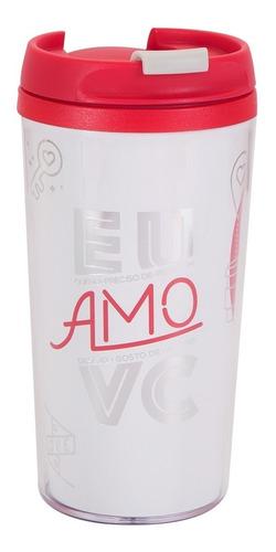 copo térmico pop - eu amo vc uatt?