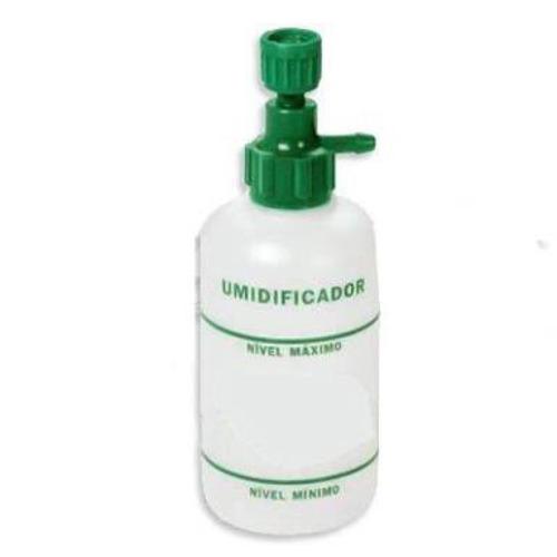 copo umidificador para oxigenoterapia - 250ml (anvisa)