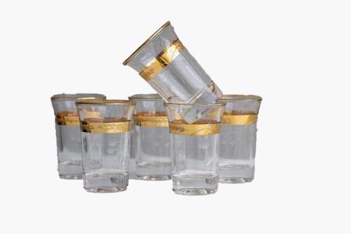 copos para licor com seis unidades