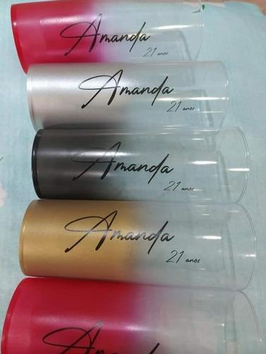 copos personalizados para sua festa valor 2,70 acima de 50 u
