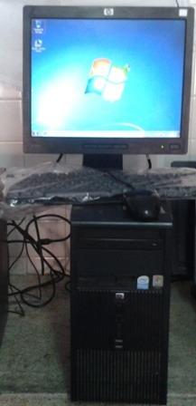 coputadores modernos con lcd de 17 p pentium d dual core
