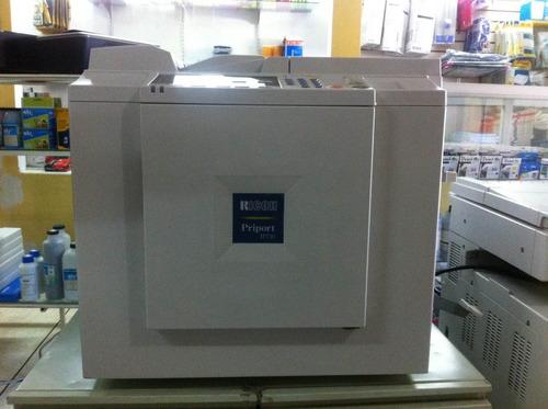 copy printer marca ricoh mod jp 730