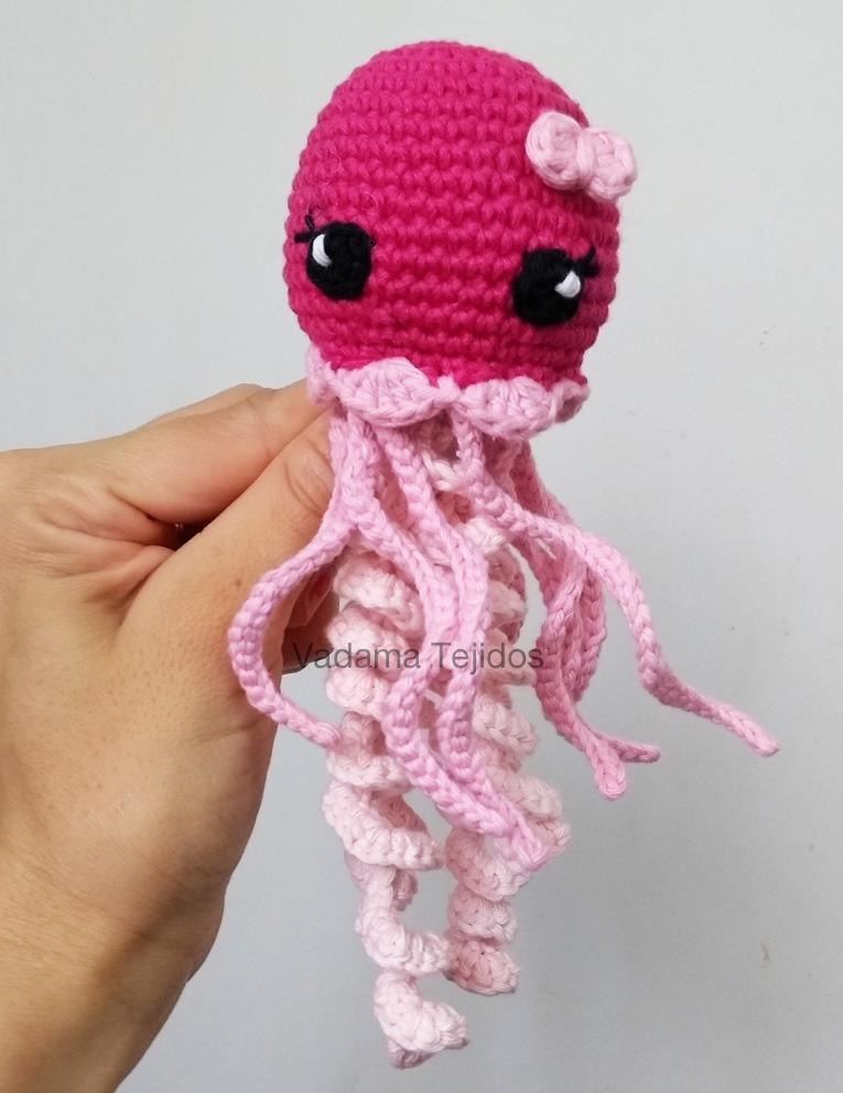 Medusa - Amigurumi - Crochet Pattern - PDF download | Crochet ... | 992x765