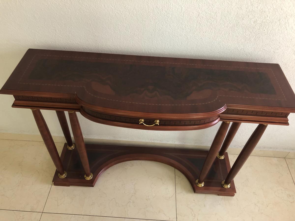 Coqueta Mueble Espejo Maple Madera 19 000 00 En Mercado Libre # Muebles Coquetas Madera