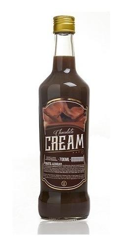 coquetel alcoólico cream 700ml
