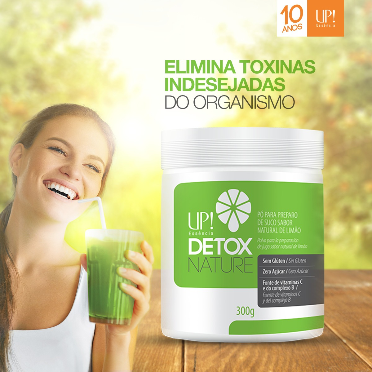 detox shake emagrece