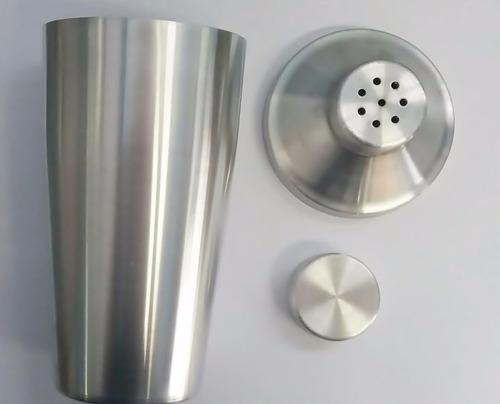 coqueteleira em aluminio grande - para drinks