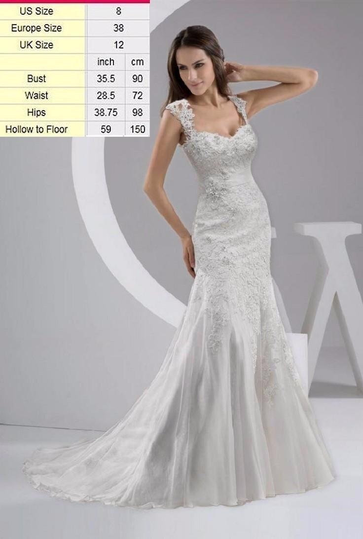 Vestidos de novias 16