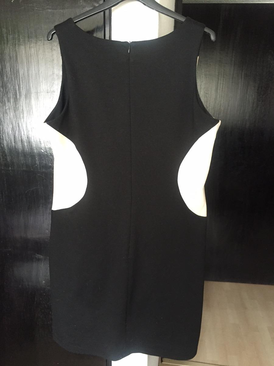 Vestido negro cortefiel