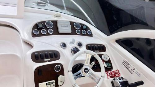 coral 36 luxo com parelha mercruiser gasolina 500hp