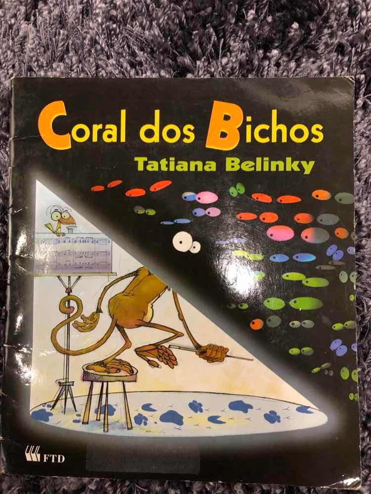 coral bichos tatiana belinky